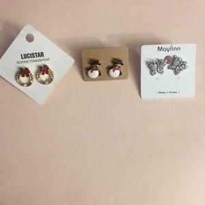 cute pairs of earrings!